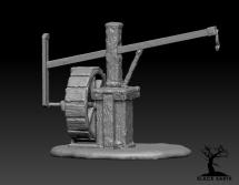 Mill crane