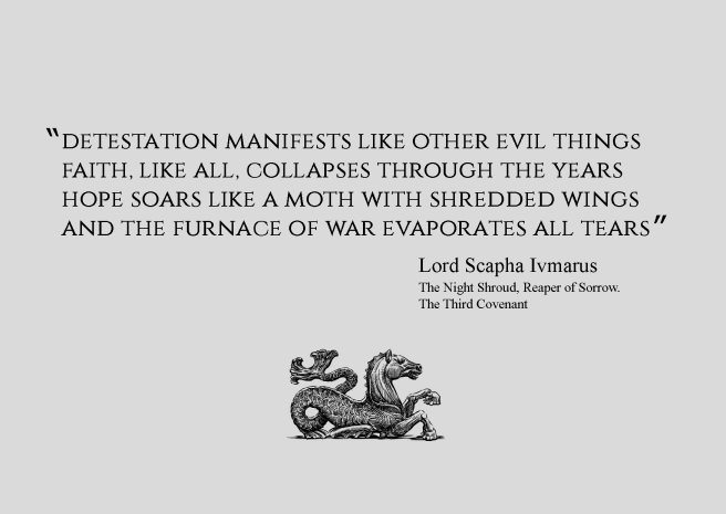 3rd covenant quote