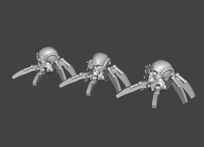 skull crabs